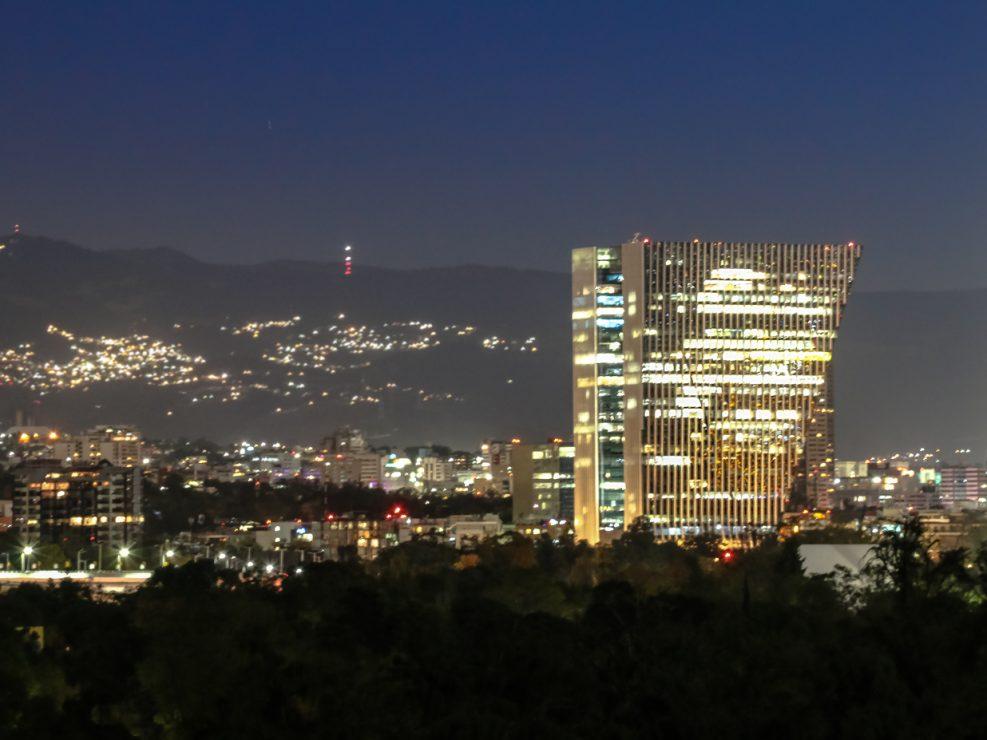 Torre Bicentenario.