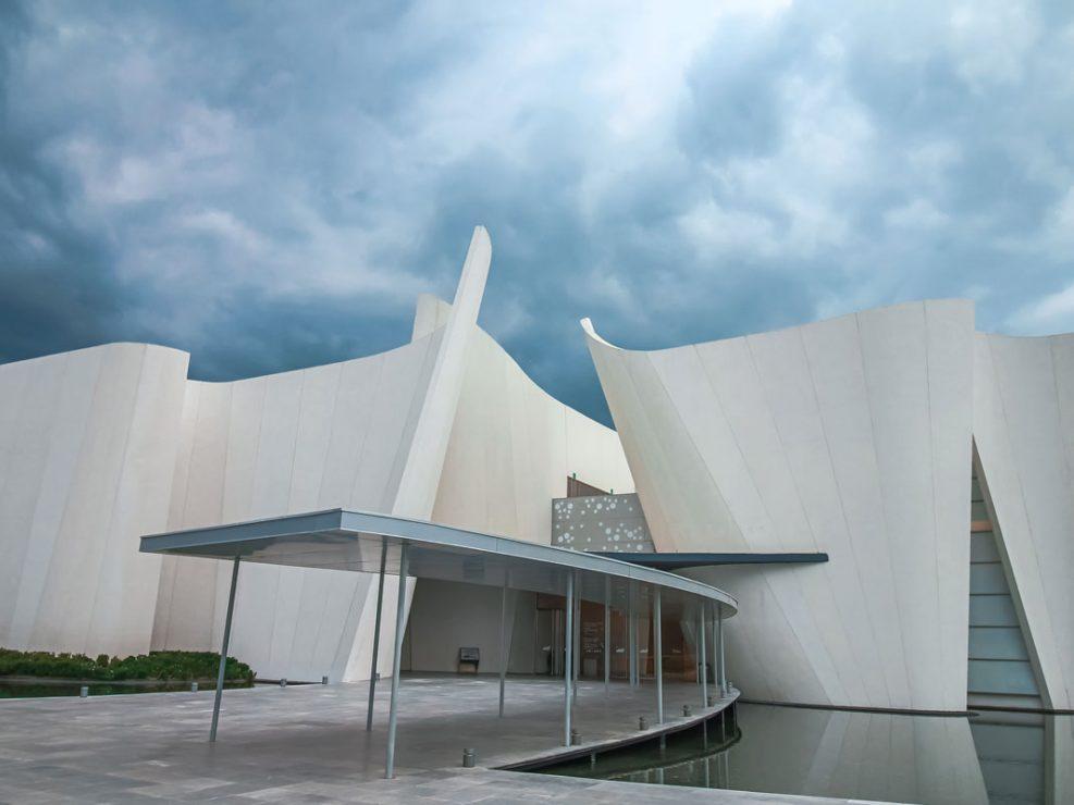 Museo Intenacional del Barroco.